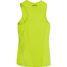 GORE WEAR R5 - Camiseta sin mangas running Hombre - verde